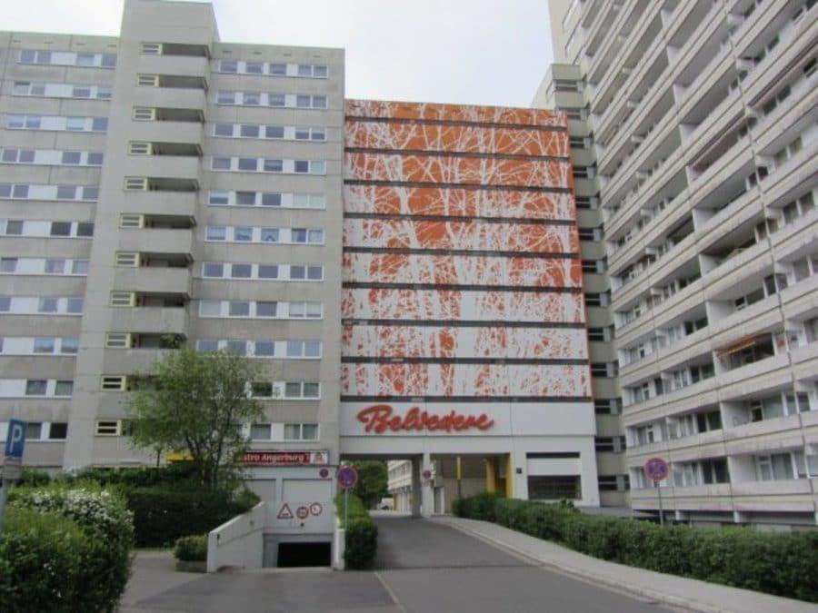 Exklusives Penthaus mit einzigartigem Ausblick in Berlin-Westend - perfekt für Individualisten! - Eingangsbereich der Siedlung
