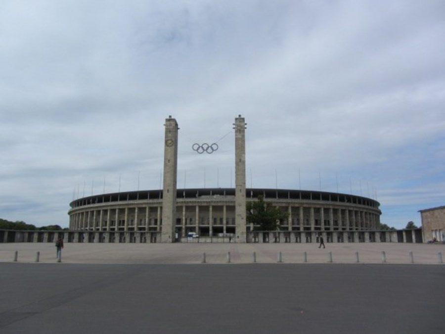 Exklusives Penthaus mit einzigartigem Ausblick in Berlin-Westend - perfekt für Individualisten! - Olympiastadion