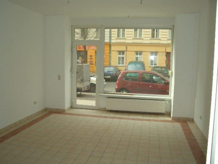 Gepflegter Laden in bewegter Kreuzberg-Lage zu vermieten! - Verkaufsfläche