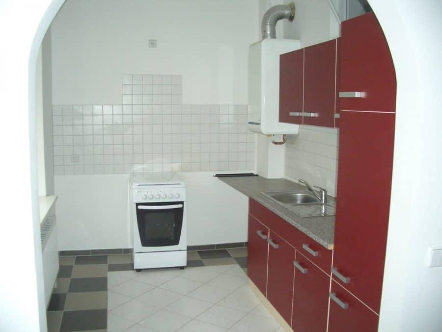 Lofts in Spandau?! Einfach klasse! Zu beachten: separate Gas-Etagenheizung! - Küche