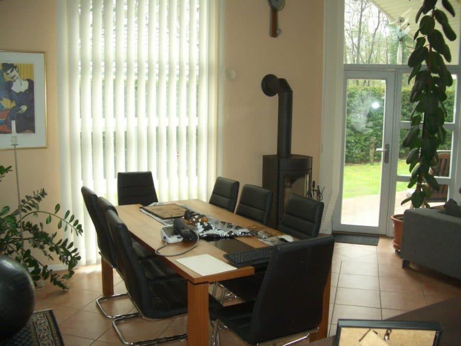 Niedrigenergiehaus in sehr gepflegtem Zustand in grüner Ruhiglage von Falkensee zu verkaufen! - Essbereich