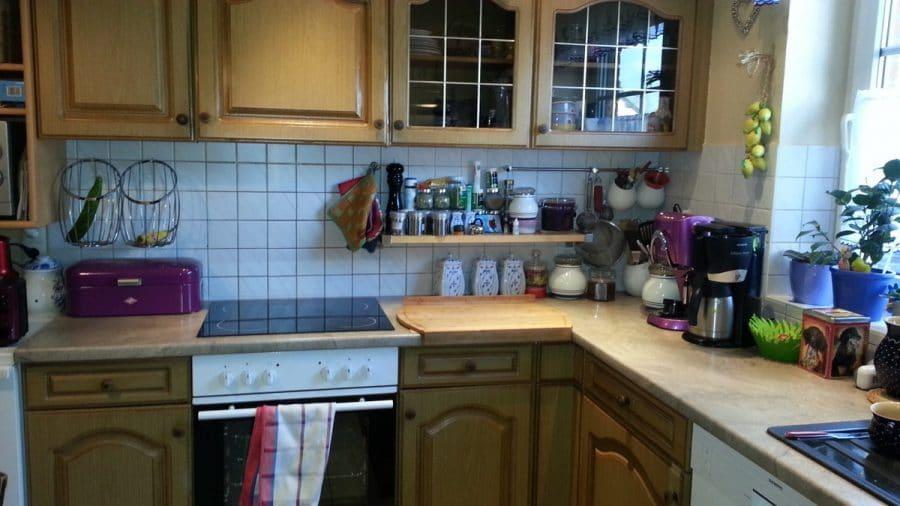 Langfristig vermietete Doppelhaushälfte als Kapitalanlage in Brieselang! - Küche