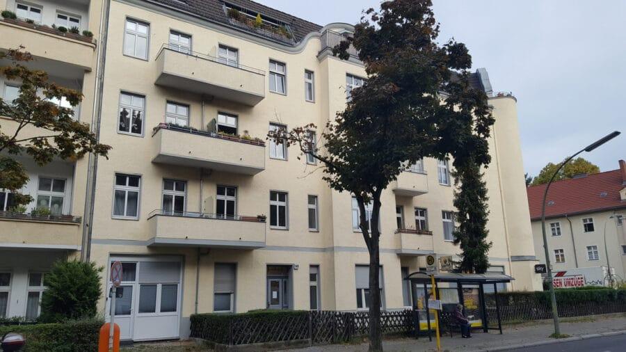 Eigentumswohnung in Berlin-Mariendorf - Hausansicht