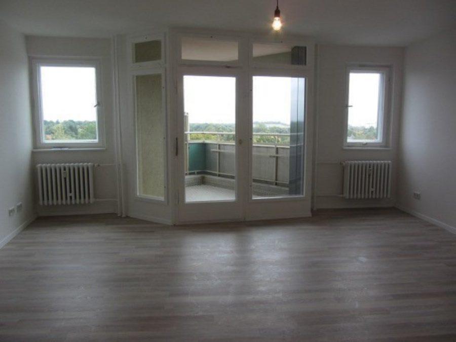 Komplett renovierte 1-Zimmer-Wohnung im grünen Berlin-Reinickendorf (Waidmannslust) zu vermieten! - Wohnzimmer