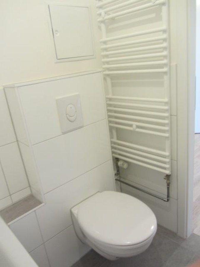 Komplett renovierte 1-Zimmer-Wohnung im grünen Berlin-Reinickendorf (Waidmannslust) zu vermieten! - WC