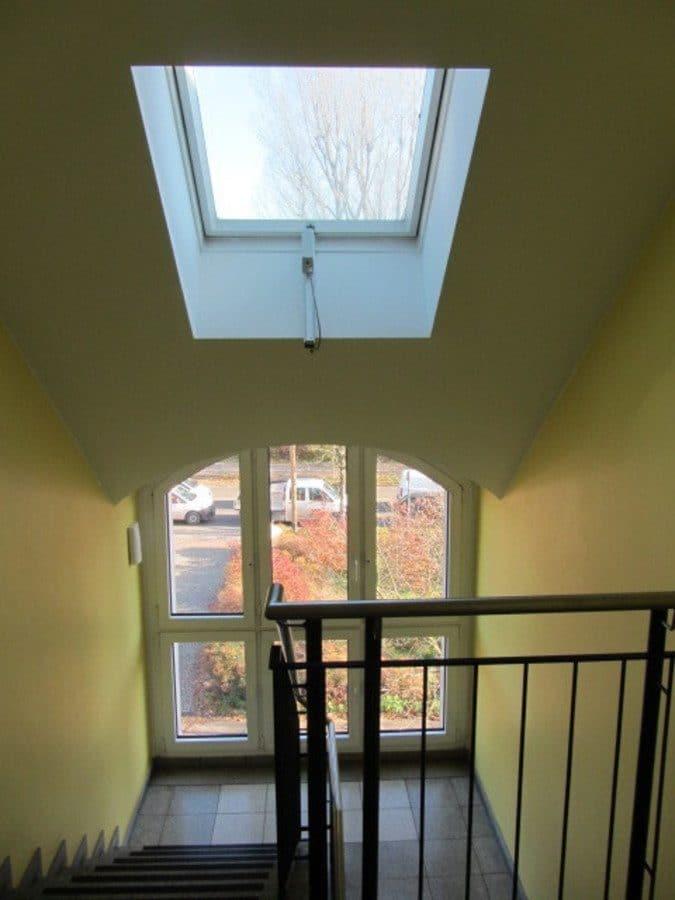 Tolle 2-Zimmer-Wohnung in Berlin-Blankenburg (Pankow) - Treppenhaus