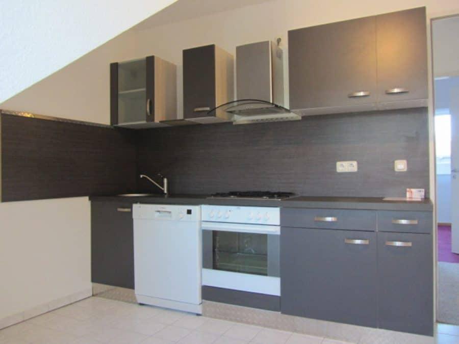 Tolle 2-Zimmer-Wohnung in Berlin-Blankenburg (Pankow) - Küchenzeile