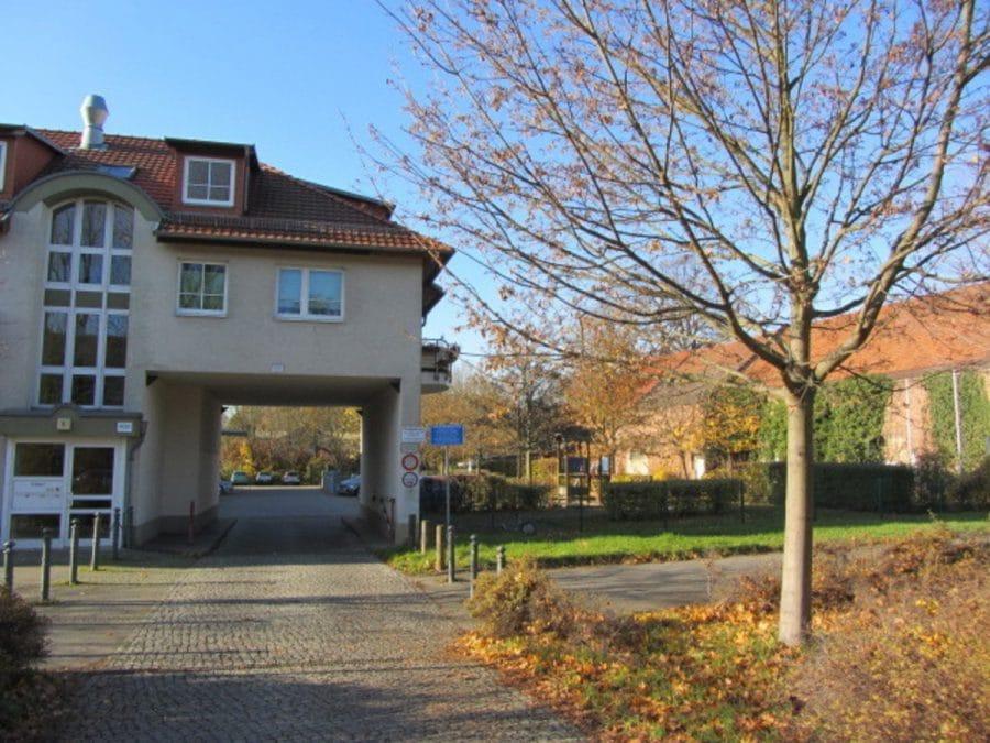 Tolle 2-Zimmer-Wohnung in Berlin-Blankenburg (Pankow) - Eingangsbereich