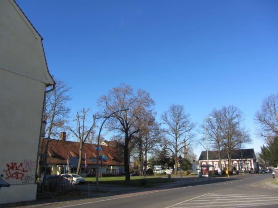 Tolle 2-Zimmer-Wohnung in Berlin-Blankenburg (Pankow) - Dorfaue