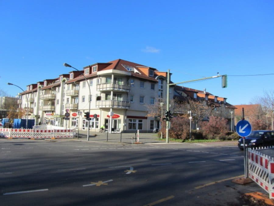 Tolle 2-Zimmer-Wohnung in Berlin-Blankenburg (Pankow) - Gebäudeansicht