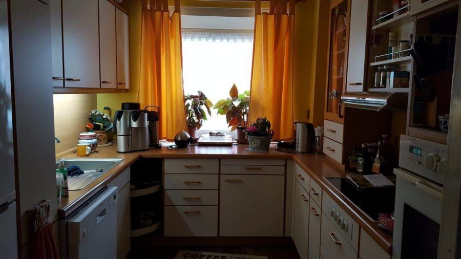 Gepflegtes Einfamilienhaus in ruhiger Seitenstraße in Berlin-Neukölln (Rudow) zu verkaufen. - Küche